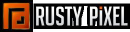 The Rusty Pixel Logo