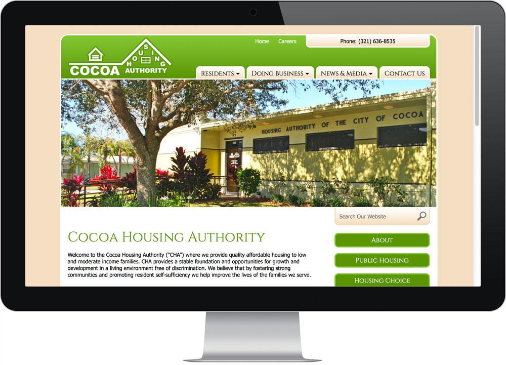 Cocoa FL website design company reviews