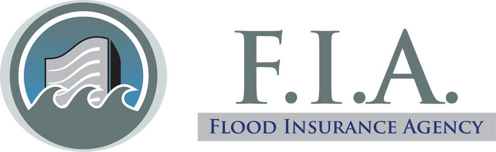 FIA Insurance Logo Melbourne Florida Design